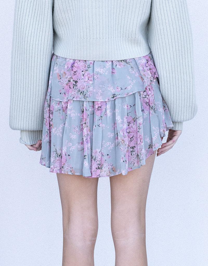 YAH Too Loveshack Fancy Toya Skirt