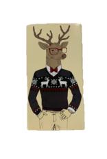The Joy of Light Sweater Deer Matches