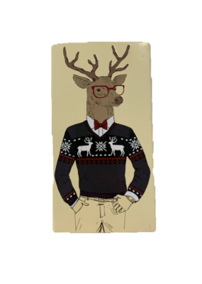 The Joy of Light Sweater Deer Matches