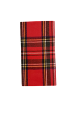 The Joy of Light Red Plaid Matches