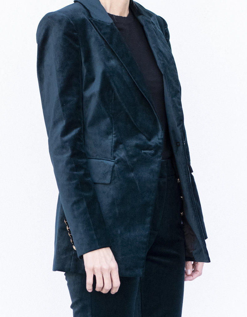 Veronica Beard Long and Lean Dickey Jacket