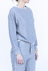 Nili Lotan Classic Crewneck Sweatshirt