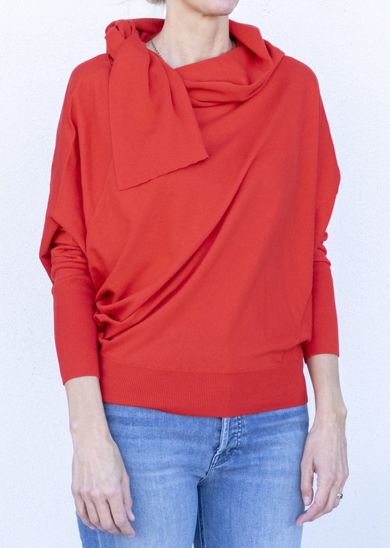 Brochu Walker Rhys Drape Sweater