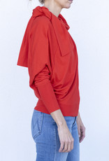 Brochu Walker Rhys Drape Sweater