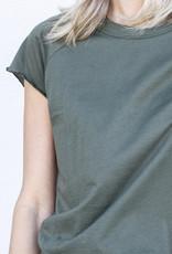Nili Lotan Short Sleeve Baseball Tee- 3 colors