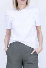 Ottod'ame Knit T Shirt-Bianco