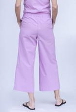 Ottod'ame Wide Leg Pant-Lavender