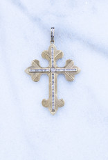 The Woods Fine Jewelry Large Cross Pendant