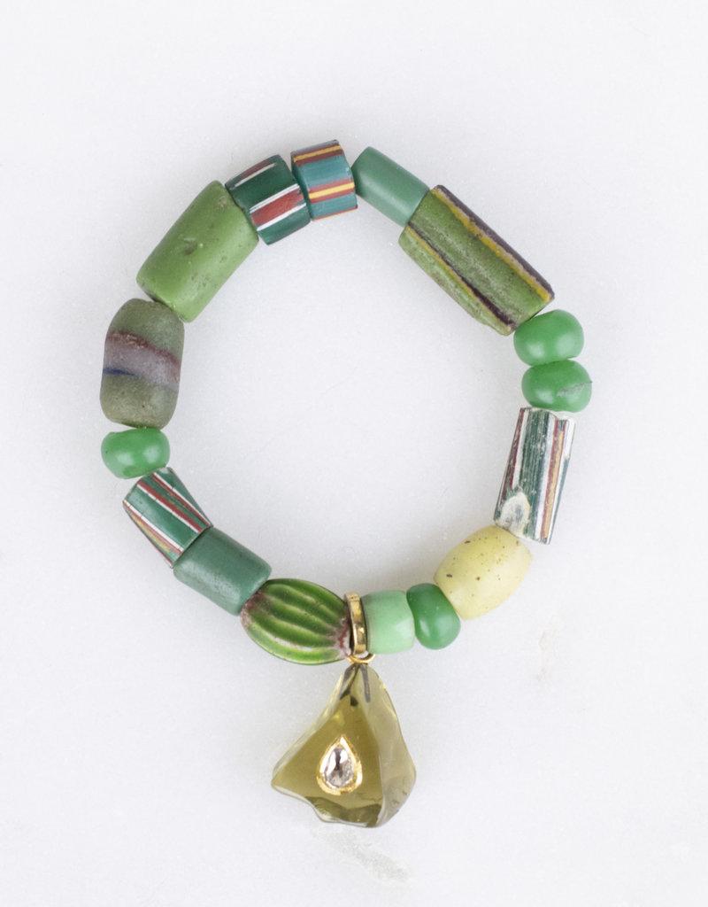 The Woods Fine Jewelry Gorgeous Greens Bracelet