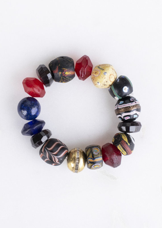 The Woods Fine Jewelry Multicolor Beaded Bracelet
