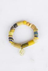 The Woods Fine Jewelry Yellow Beaded Bracelet
