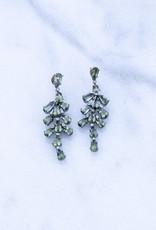 The Woods Fine Jewelry Green Tourmaline Earrings