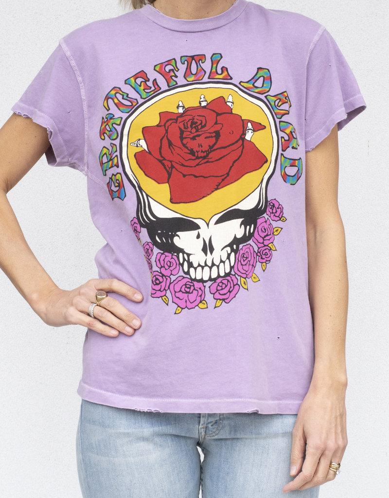 made worn Grateful Dead Skull Tee