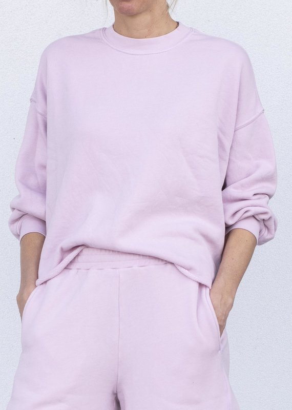 Xirena Honor Sweatshirt-Rosey