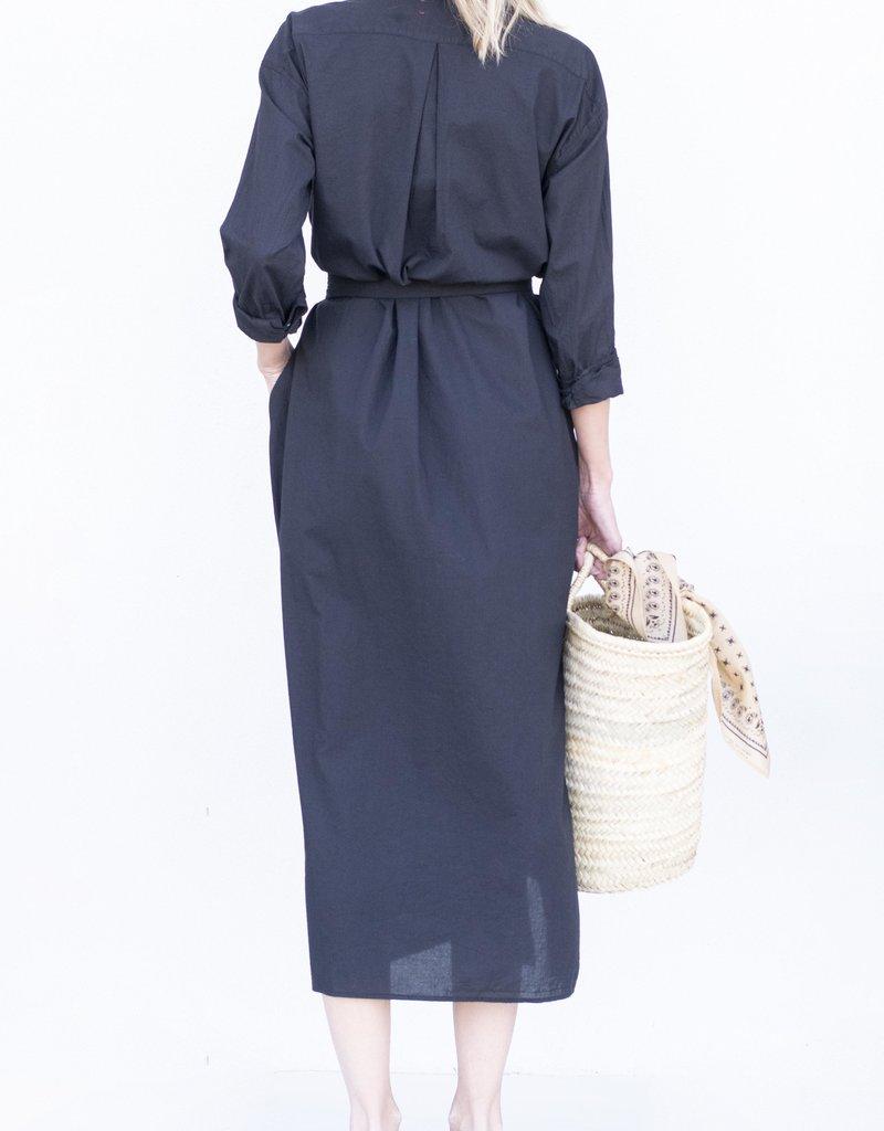 Xirena Hope Dress-Black