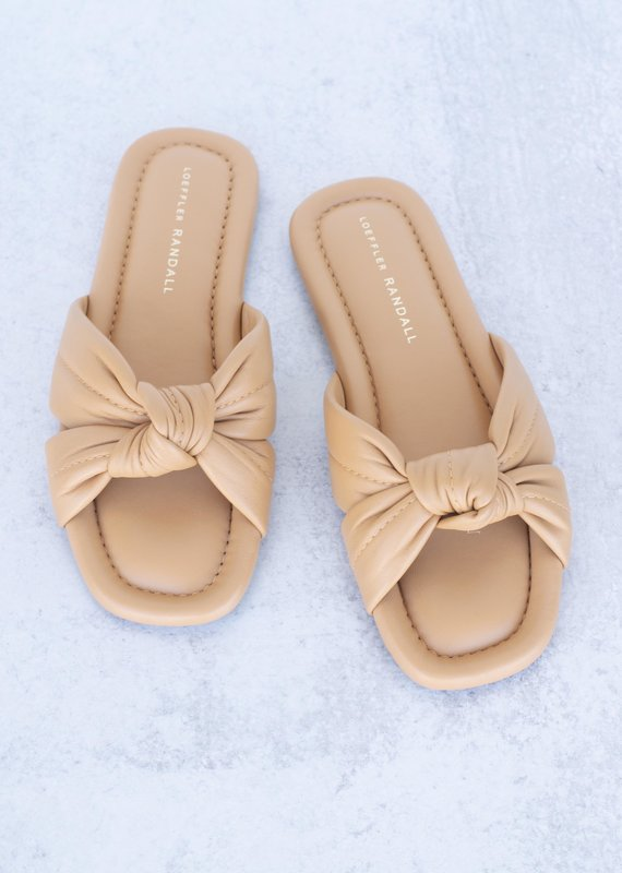 loeffler randall Puffy Knot Sandal