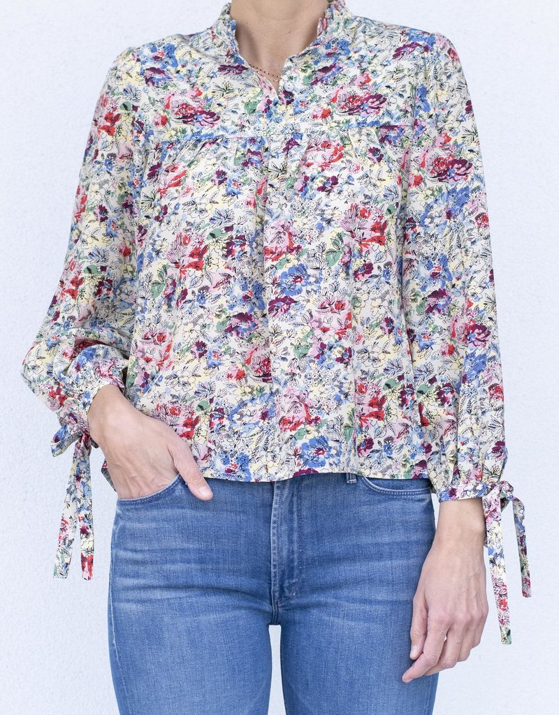 warm Mystic Blouse
