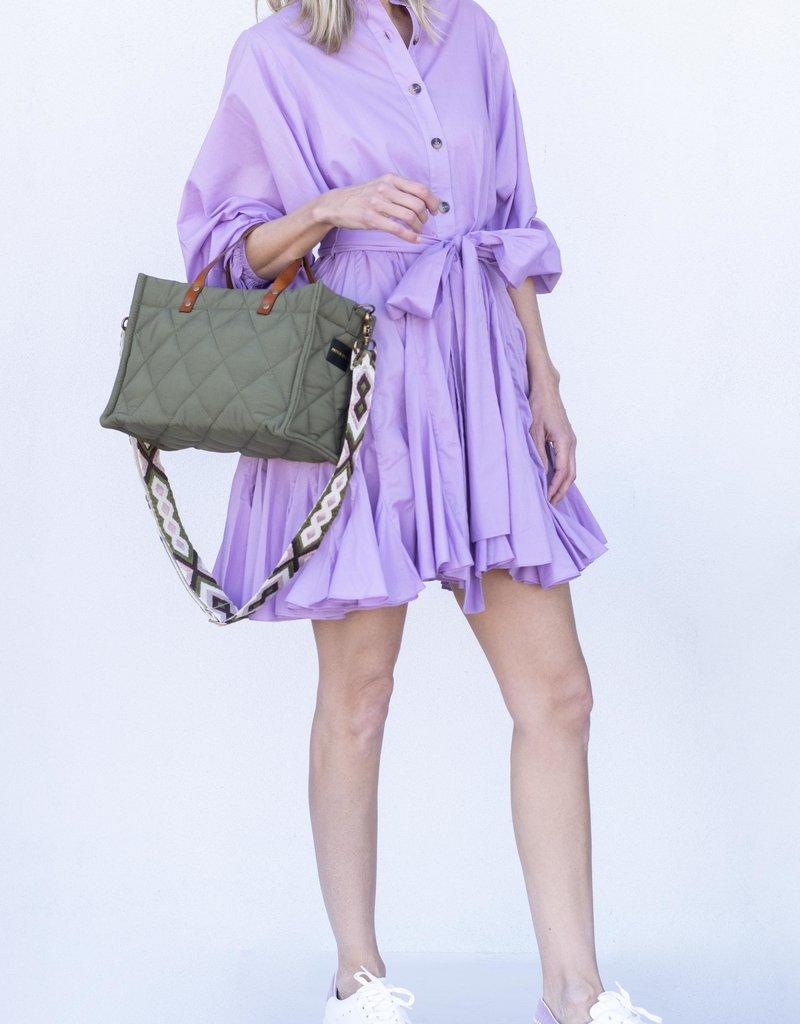 Rhode Resort Emma Dress -Lav