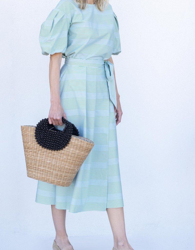 Ann Mashburn Elena Wrap Skirt