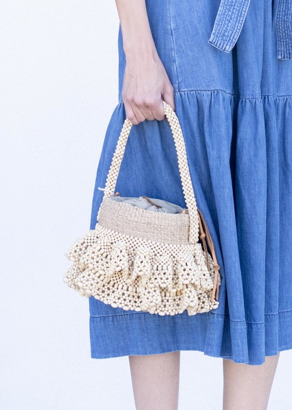 Aranaz Arruga Bucket Bag
