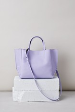 Ampersand As Apostrophe Half Tote-Lilac