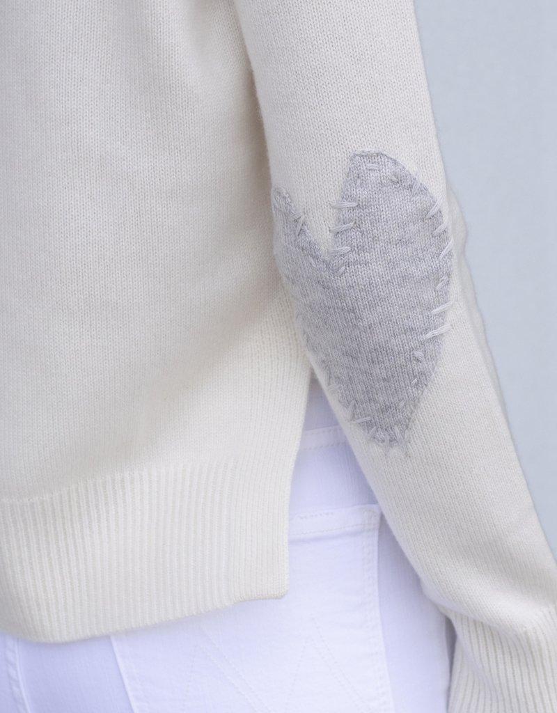 Kerri Rosenthal Ivory Love Sweater