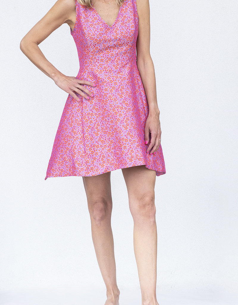 noble 31 Kelsey Dress-Pink