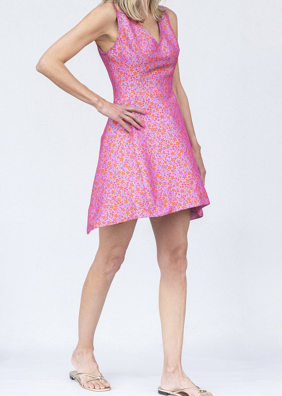 noble 31 Kelsey Dress-Pink