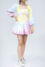 YAH Too Chai Dress- Rainbow