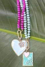 The Woods Fine Jewelry Mini Diamond Flower Pendant