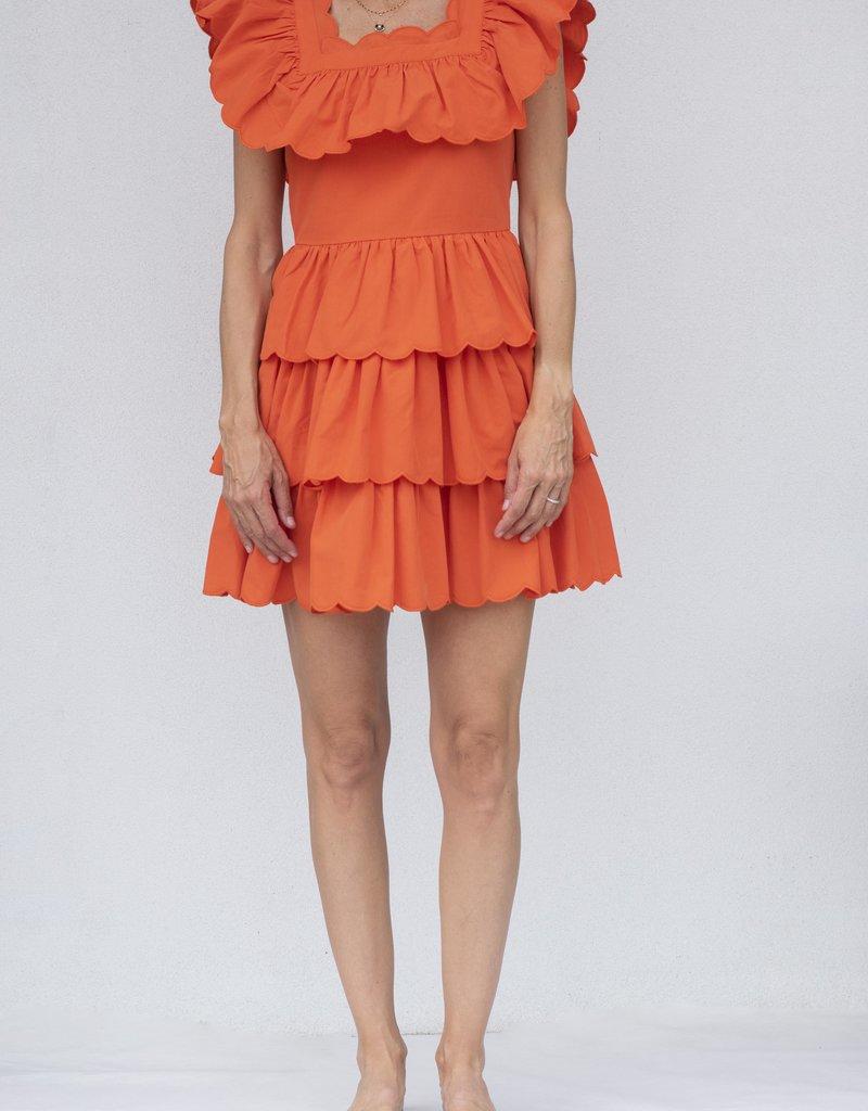 Hunter Bell NYC Ramsey Dress