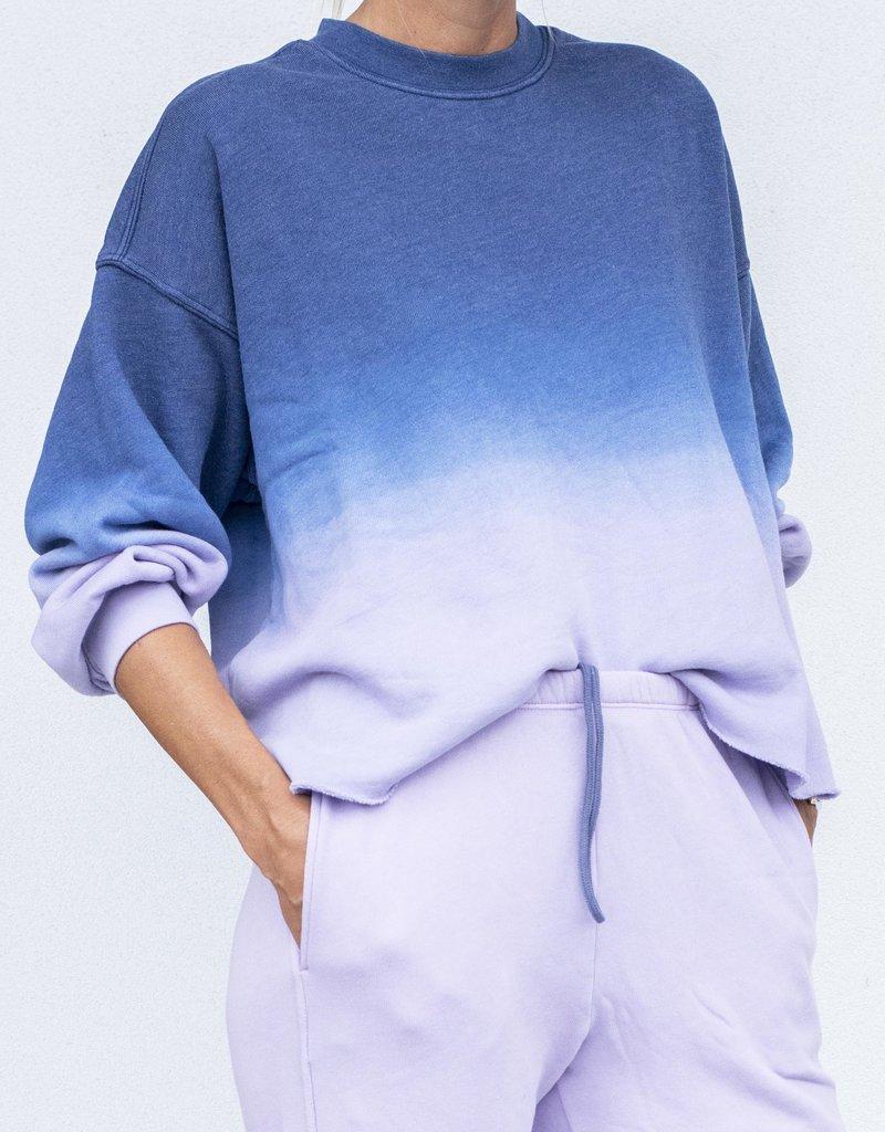 Xirena Honor Sweatshirt-Tie Dye