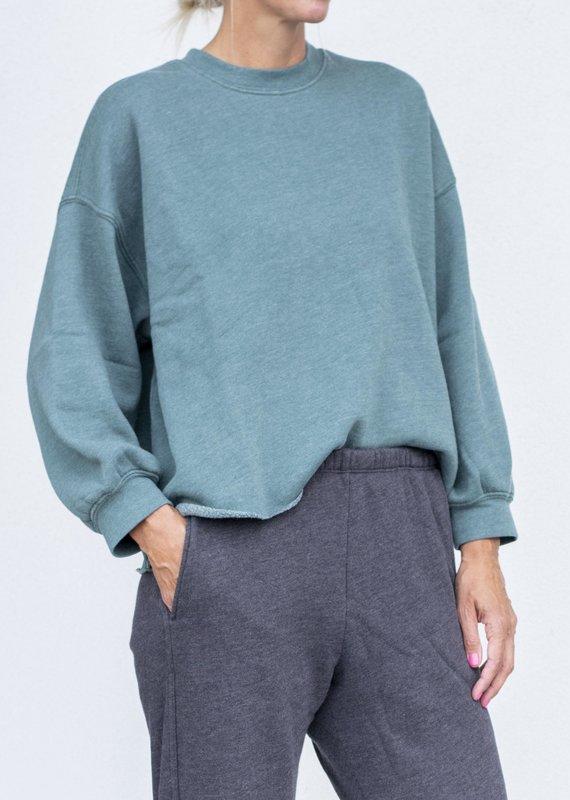 Xirena Honor Sweatshirt-Cactus