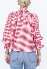 Hunter Bell NYC Hayes Blouse