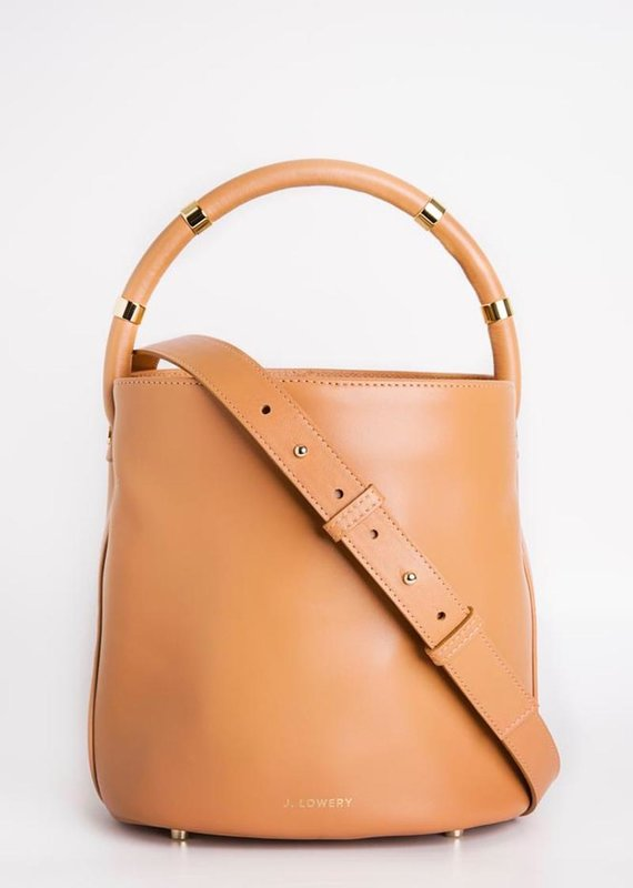 J. Lowery Max Tote-Camel
