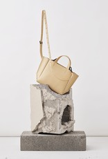 Ampersand As Apostrophe Micro Tote-Nude