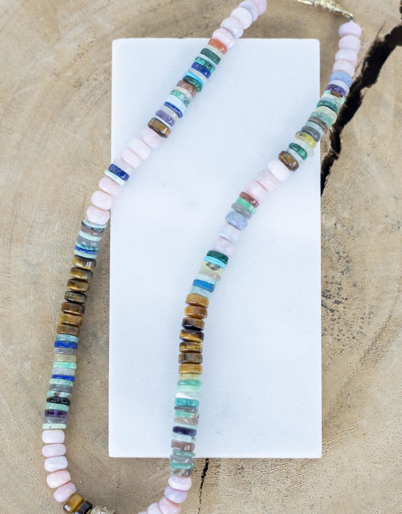 The Woods Fine Jewelry Colorful Beaded Necklace