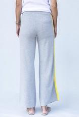 Kerri Rosenthal Lounge Pant-Heather Grey