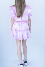 Love Shack Fancy Natasha Dress- Peony Pink