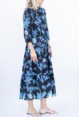 Banjanan Bazaar Dress-Hedgerow Black