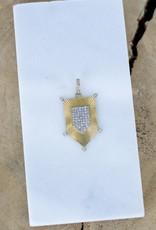 The Woods Fine Jewelry Shield Pendant