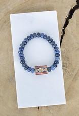 The Woods Fine Jewelry Denim Lapis Bracelet