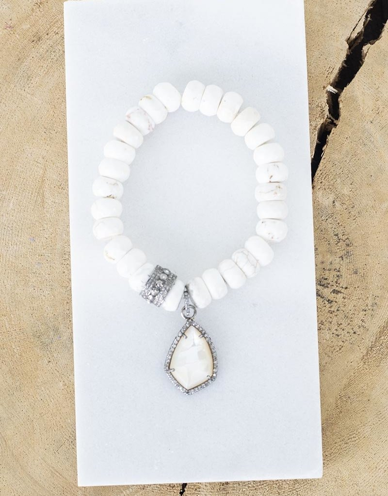 The Woods Fine Jewelry Mother of Pearl Bracelet