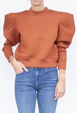 Hunter Bell NYC Teddy Sweatshirt