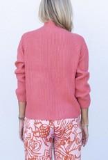 Alexis Oggi Sweater-Rose