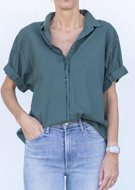 Xirena Channing Shirt-Pine