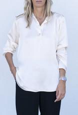 Forte Forte Grandfather Shirt-Candore