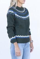 Trovata Patricia Sweater-Green