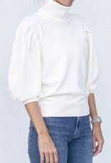 citizens of humanity Noeme Sweatshirt-White