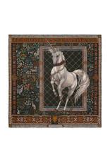 Sabina Savage 90x90 Medium Silk Exalted Unicorn